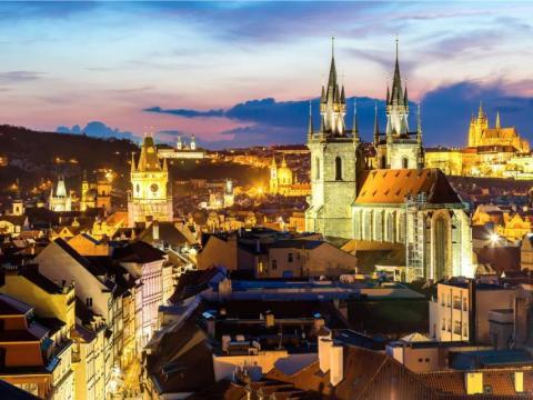 3. Praga, República Checa