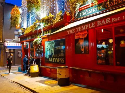 38. Dublín, Irlanda