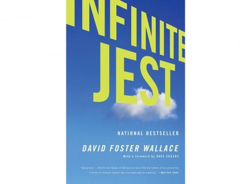 Gates tiene la intención de llegar a la obra maestra de David Foster Wallace.