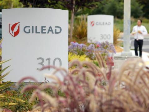 Gilead Sciences cartel