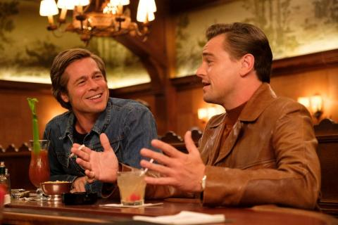 """4. """"Once Upon a Time… in Hollywood"""" (2019)"""