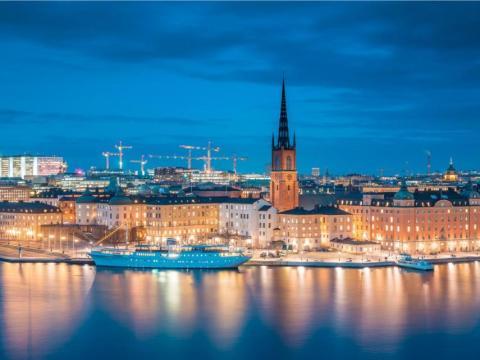 44. Estocolmo, Suecia
