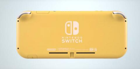 5. The battery life is a little better on the Switch Lite.