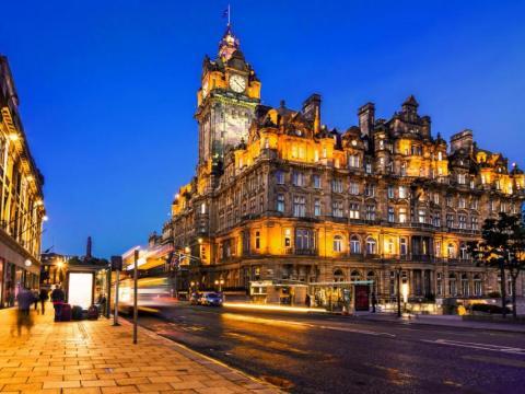 5. Edimburgo, Reino Unido
