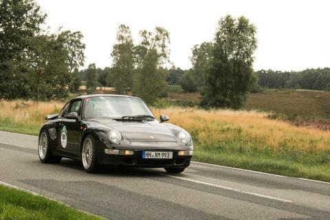 Porsche 911, modelo de 1997.