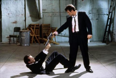 "6. ""Reservoir Dogs"" (1992)"