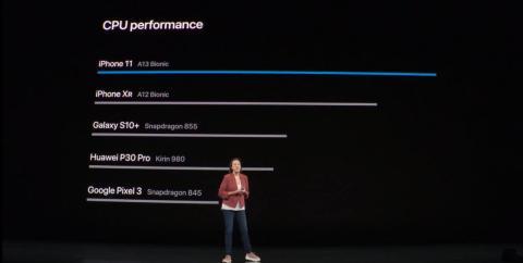 7. Los tres nuevos iPhone tienen el mismo cerebro: el chip A13.