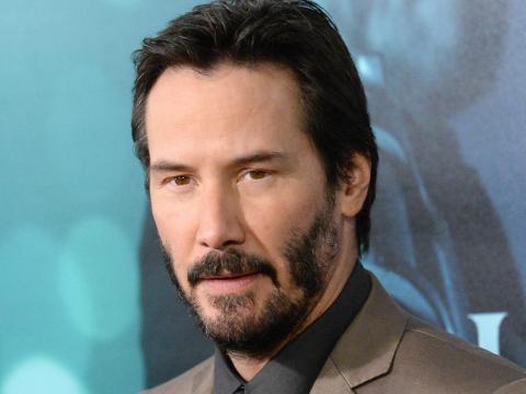 """Keanu Reeves ha aparecido recientemente en """"John Wick 3."""""""