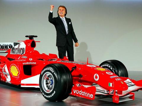 After the passing of Enzo Ferrari, longtime executive Luca di Montezemolo assumed the position of President and later Chairman. Under his guidance, Ferrari was transformed into a global luxury brand.
