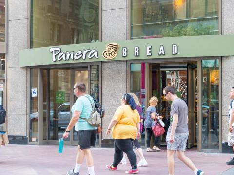 JAB Holding es propietaria de Panera Bread.