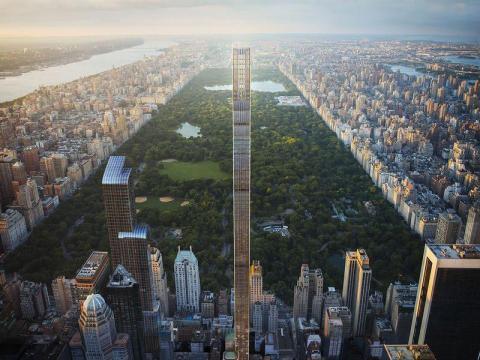 111 West 57th Street en Nueva York, Nueva York.