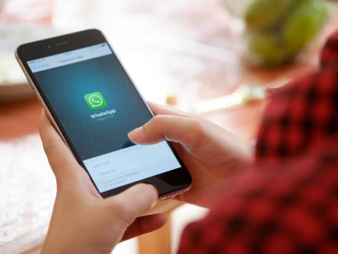 Whatsapp en el móvil