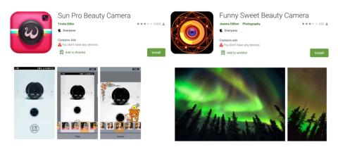 Apps con adware en Google Play