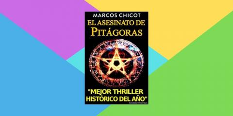 El asesinato de Pitágoras, de Marcos Chicot