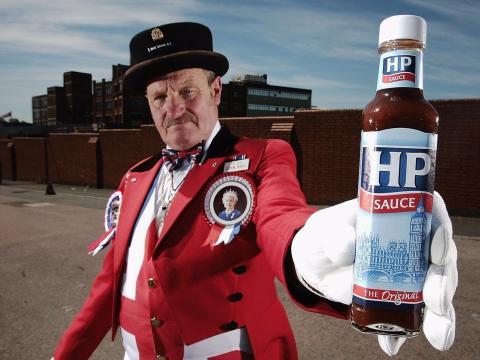 Si bien sus antiguos chefs no mencionaron los condimentos, los gustos de Lea & Perrins, HP Sauce y Heinz ketchup tienen garantías reales.