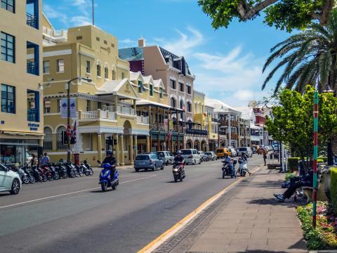 Calles de Bermudas