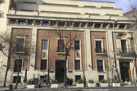 Campus en la calle Almagro ID Digital School