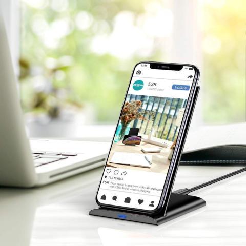 Cargador inalámbrico iPhone 11 Pro