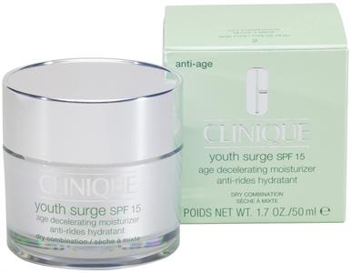 Clinique Youth Surge Age Decelerating Dry Combination