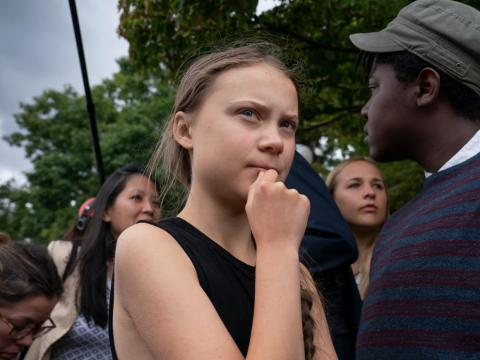 In the coming months, Thunberg plans to travel throughout the US, Canada, and Mexico, then attend the annual UN Climate Change Conference (COP25) in Santiago, Chile in December.