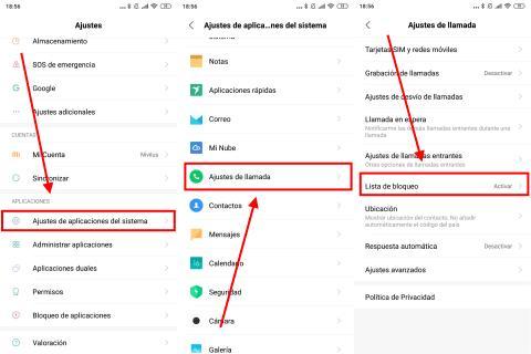 Cómo bloquear un número privado en Android