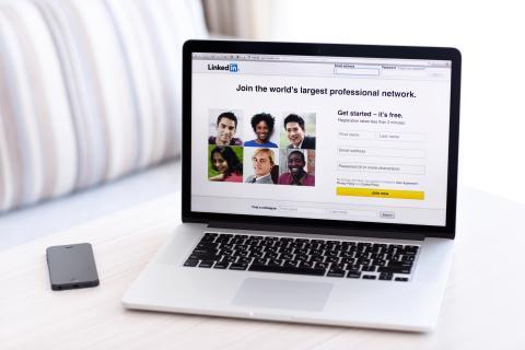 Cómo elegir la foto de perfil de LinkedIn
