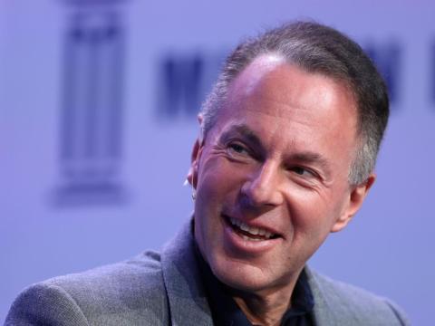 eBay CEO Devin Wenig is stepping down.
