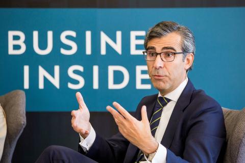 Eugenio Solla, director general adjunto de Banca de Particulares de Bankia.