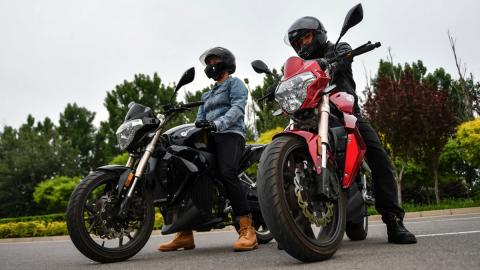 classic moto electrica urbana prestaciones movilidad