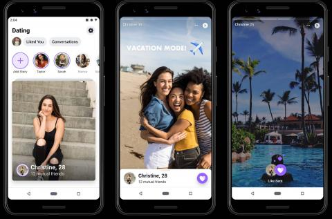 Facebook Dating podrá incluir stories