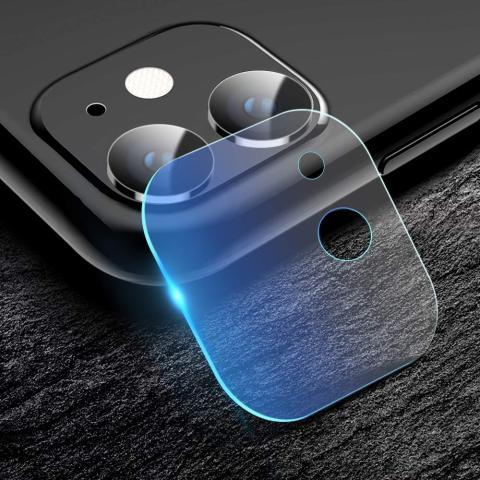 Funda protectora para las cámaras del iPhone 11