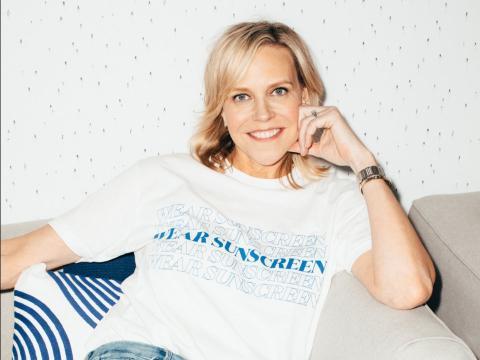 Holly Thaggard, fundadora de Supergoop!.