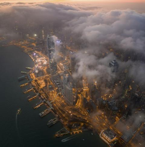 Ubicación: Hong Kong.
