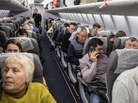 How inconsiderate some passengers can be
