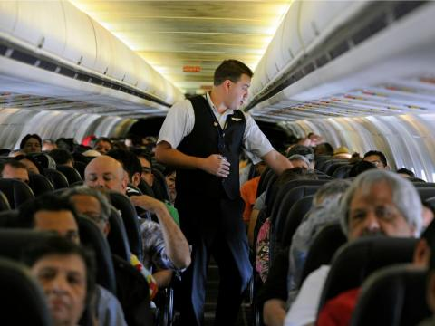 How little some people know about flying