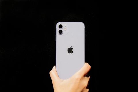 The iPhone 11 Pro is heavy, though that doesn't make me like it any less.