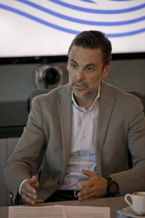 Juan Orti Ochoa de Ocáriz, CEO de American Express España