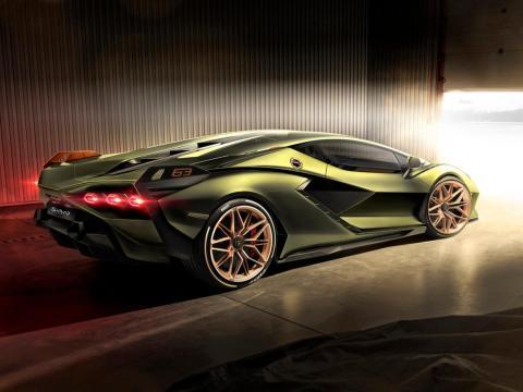 Lamborghini ha usado tecnología de su anterior modelo, el Aventador, y lo mejoró para almacenar 10 veces más energía.
