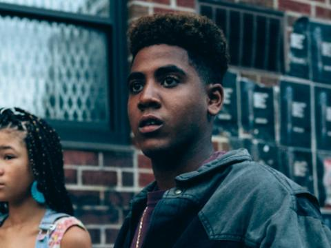 """Jharrel Jerome on """"When They See Us."""""""