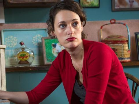 """Phoebe Waller-Bridge wrote and stars on Amazon's """"Fleabag."""""""