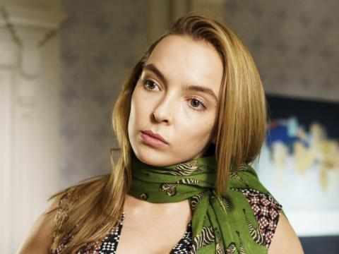 """Jodie Comer on """"Killing Eve."""""""