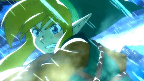 Zelda Link's Awakening Nintendo Switch vídeo análisis