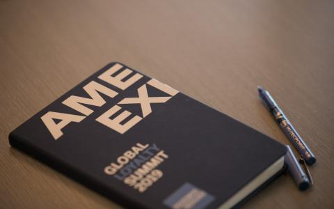 Libreta AMEX