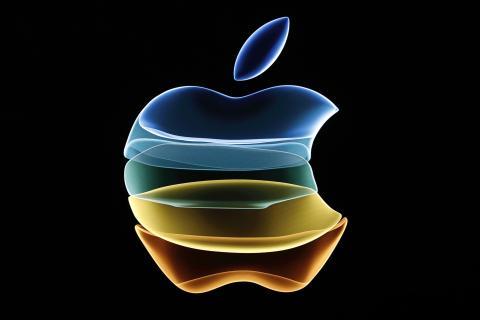 Logotipo de Apple para la keynote de 2019