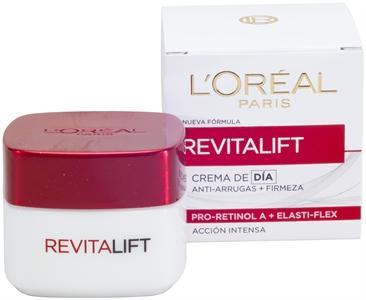 L'Oreal Revitalift Crema de Dia Antiarrugas + Firmeza: