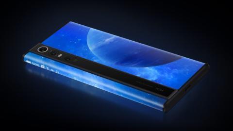 Mi Mix Alpha, nuevo móvil de gama alta de Xiaomi