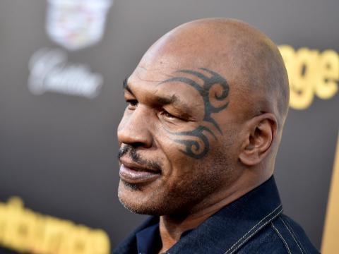 Mike Tyson dejó el boxeo en 2005