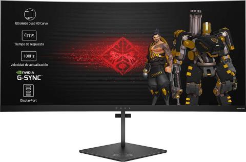 Monitor para gaming HP Omen X 35