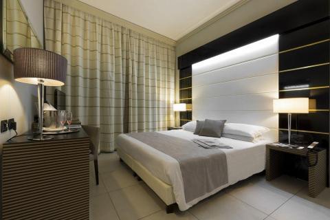 A partir de 57€ por noche, este hotel de cuatro estrellas es una ganga.