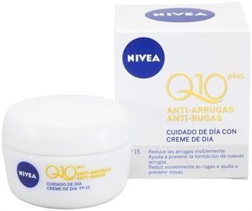 Nivea Q10 Plus Antiarrugas Cuidado de Dia: